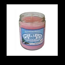 "Pet Odor Exterminator Candle: "" Bermuda Beach"""