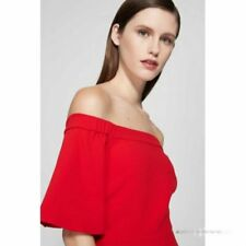 NWT WITCHERY Poppy Off Shoulder Top sz 16 RRP $99 [mg
