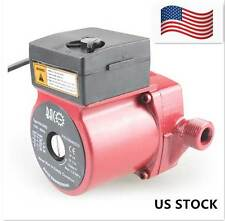 """BACOENG 3/4"""" Circulation/Circulating Pump for Solar Heater System in US Stock"""