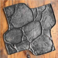 """Stone Decorative Polyurethane stamps for concrete """"Pebble"""", for floor and paths"""