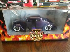 1:24 West Coast Choppers Ford Coupe Purple