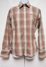 Burberry Check Regular Formal Shirts for Men