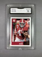 Jerry Jeudy 2020 RC Score Denver Broncos Alabama GMA 10 PSA 10?