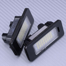 LED Nummernschildbeleuchtung Kennzeichenbeleuchtung Leuchte für BMW E90 E60 E93
