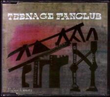 TEENAGE FANCLUB Fallen Leaves  CD 2 Tracks Inc Falling Leaf-Live