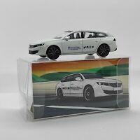 #1 Peugeot 508 sw Mininches.com - Norev 3 inches 1/64 no majorette