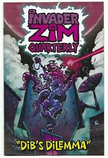 Invader Zim Quarterly #2 2020 Unread Crosland Variant Cover B Oni Press Comics