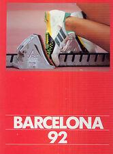 BARCELONA 92    XXVe Jeux Olympiques