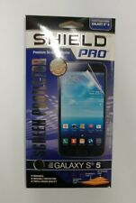 Shield Pro Premium Screen Protectors For Galaxy S5~ NEW