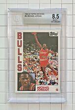 Michael Jordan 1992-93 Topps Archives #52 BGS Grade 8.5 NmMt+ NBA HOF Bulls