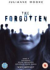 X-FILES LIKE SCI FI THRILLER DVD – The FORGOTTEN – JULIANNE MOORE