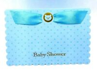 10pcs Baby Shower Invitations Boy (with Envelopes) Invitaciones De Baby Shower