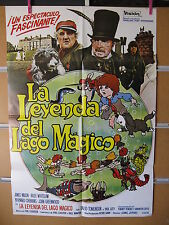 A1112      LA LEYENDA DEL LAGO MAGICO  DIRECTOR: LIONEL JEFFRIES