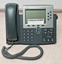 Cisco 7960G IP Phone w/Handset CP-7960G 68-2685-01, TESTED, FREE SHIP!