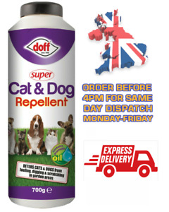 Super Cat And Dog Repellent Granules by Doff. 700g
