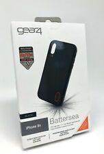"Authentic Gear4 Battersea D3O Case for Apple iPhone XR 6.1"" - Black Orange"
