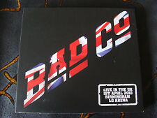 Slip Treble: Bad Company : Live Birmingham 2010 : 3 CDs Paul Rodgers