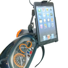 Scooter / Moped Collar Mount with Dedicated RAM Holder for iPad Mini 4
