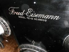 freed eisemann broadcast radio fe-15 ID: 896 DD