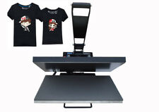 16X24 Flat Heat Press Machine T-shirts Transfer Printing Wooden Package USA