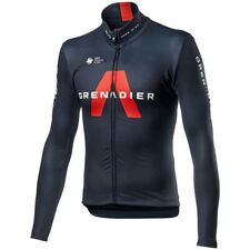 Mens mens ineos team cycling long sleeve jersey cycling jerseys cycling wear