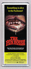 THE FUNHOUSE movie poster 'WIDE' FRIDGE MAGNET  - 80's Horrror Classic!