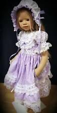 """Lflboutique ~Lavender & Lace Ensemble~ for Himstedt 33-35"""" Modeled by Jinka"""