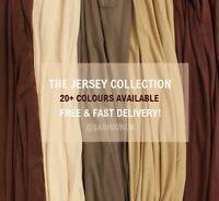 JERSEY Hijab Stretchy LYCRA Scarf High Quality Summer Winter Maxi Wrap