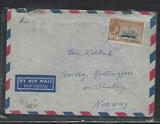 FALKLAND ISLAND DEPS (P1111B)    QEII 1/-   SHIP TO NORWAY #1