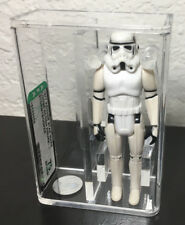 vintage 1977 star wars NO COO Stormtrooper AFA 75 EX NEAR MINT
