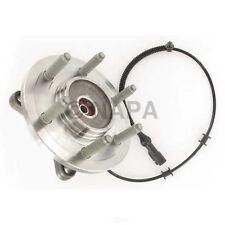 Wheel Bearing and Hub Assembly-4WD Front NAPA/BEARINGS-BRG BR930460