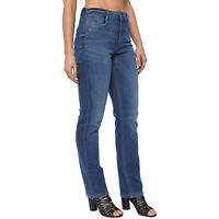 Women's Ex M&S Straight Denim Jeans Ladies Denim Casual Leg Straight Leg