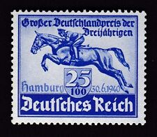 Germany 1940 Hamburg Derby SG734 UM MNH ** horses