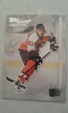 2000-01 Topps Stars RC Justin Williams Card 109  Playoff Sniper
