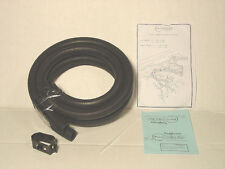 1967 1968 1969 Camaro Small Block Heater Hose Kit W/ Bracket