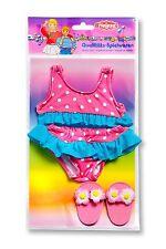 Puppenkleidung  Puppen Bikini Set von Heless für 35 cm bis 45 cm Puppen