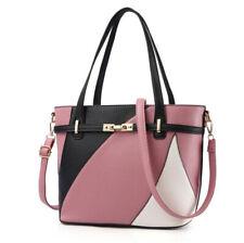 Women Leather Crossbody Shoulder Handbags Messenger Lady Tote Bag Satchel Purse