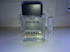 CHANEL EGOISTE EDT 2ML SAMPLE