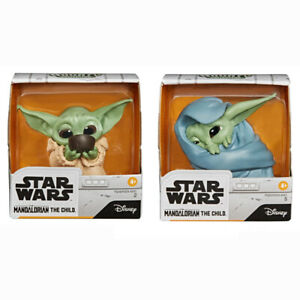 Star Wars Bounty Collection The Child 2.2In The Mandalorian Baby Yoda 2 Pack