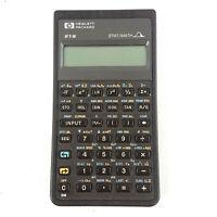 Hewlett Packard HP-21S Stat/Math Calculator No Case