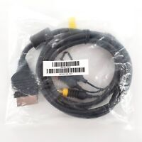 Original Microsoft Xbox AV Composite Cable (MISX0165-001) Official OEM Brand New