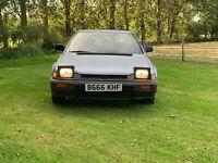 HONDA PRELUDE 1984 Mk2 VERY RARE CAR AUTOMATIC