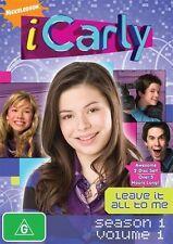 iCarly : Season 1 : Vol 1 (DVD, 2009)
