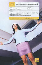 Teach Yourself Performance Management (Teach Yourself Business & Professional),