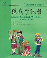 Learn Chinese With Me: Student's Book 3 (Chinese and English Edition), Chen Fu,