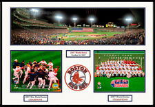 Red Sox 2007 World Series 2007 Team & Win World Series