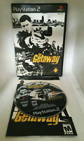 The Getaway - Complete - Good Cond. - Tested & Works - Playstation 2 PS2