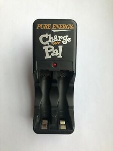 Pure Energy ChargePal Charger for AA and AAA Rechargeable Alkaline Batteries