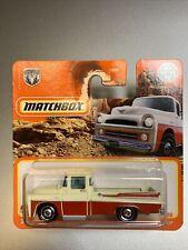Matchbox 2021 *  1957 Dodge Sweptside Pickup