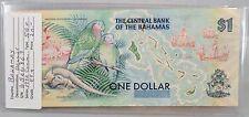 1992 Bahamas Dollar Commemorative Issue